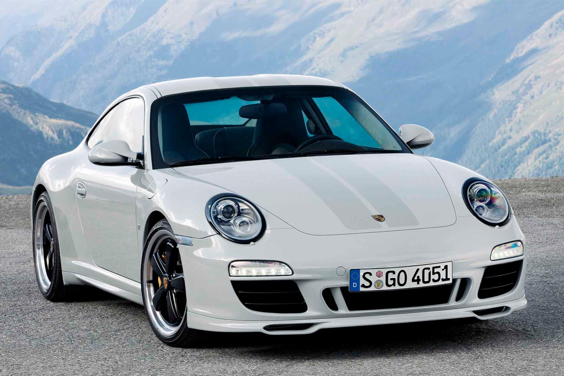Les nouvelles photos de : 911-Sport-Classic