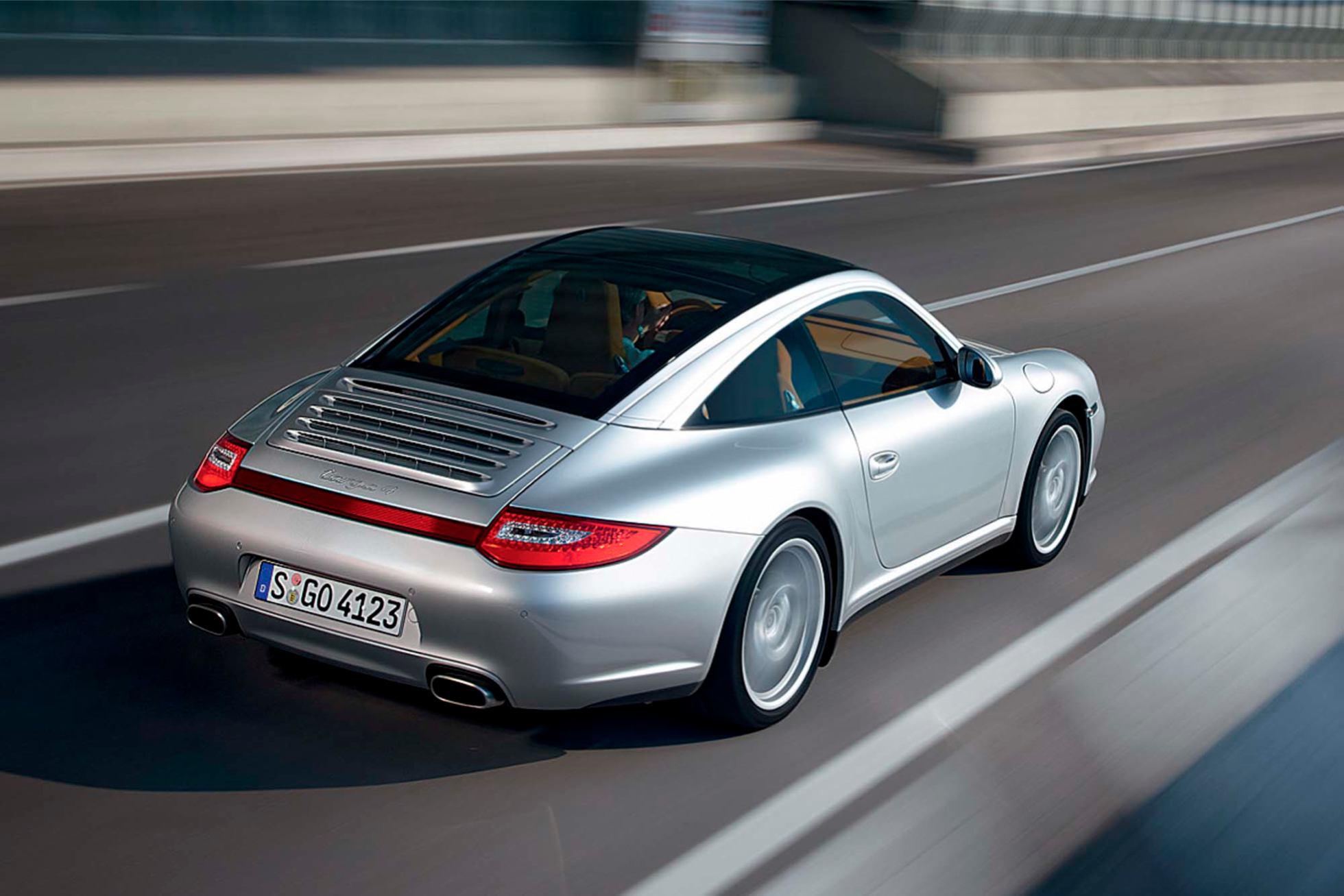 Porsche 911 Targa 2009
