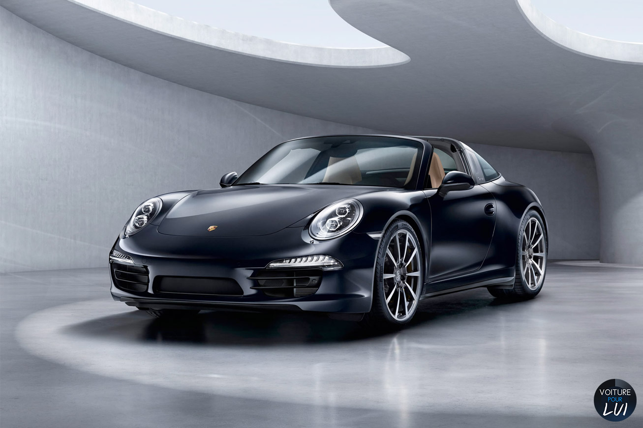 Nouvelle photo : Porsche911-Targa-2015
