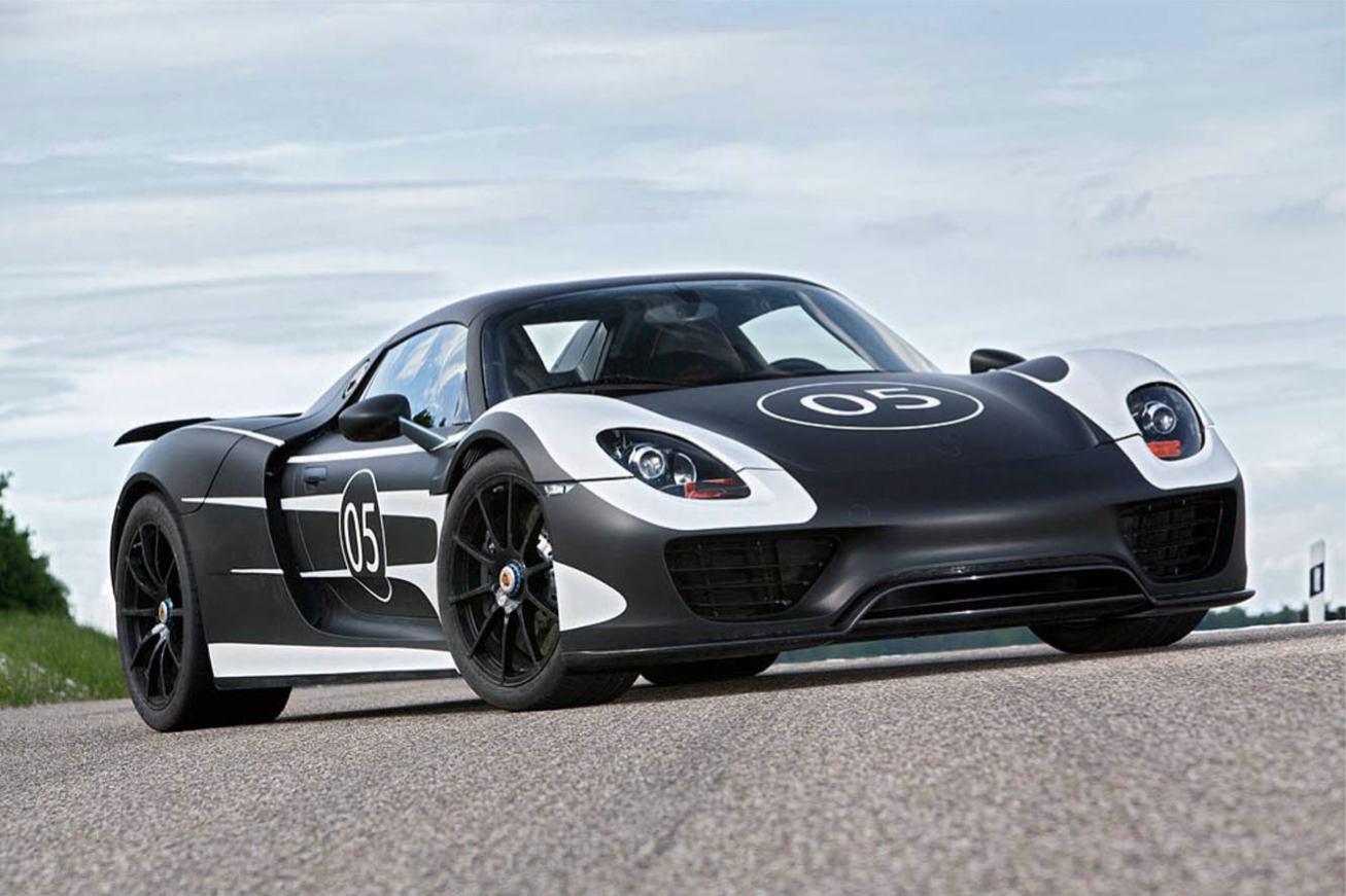 Les nouvelles photos de : 918-Spyder-Prototyp