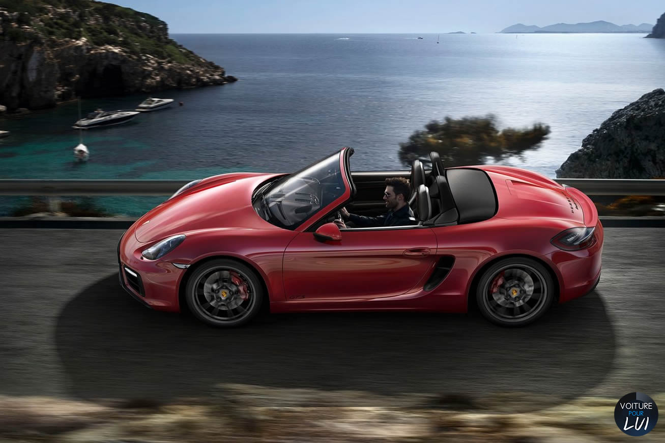 photo porsche boxster gts 2014. Black Bedroom Furniture Sets. Home Design Ideas