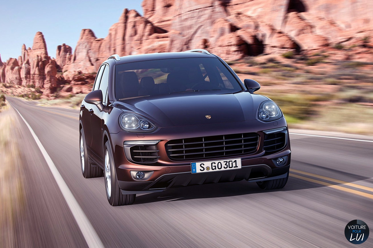 Nouvelle photo : PorscheCayenne-2015
