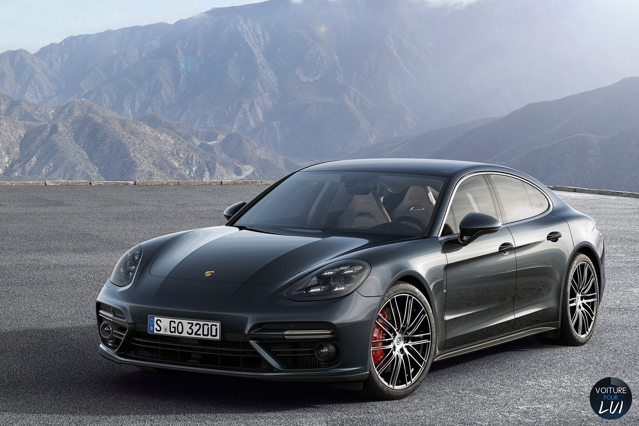 Nouvelle photo : PorschePanamera-2017