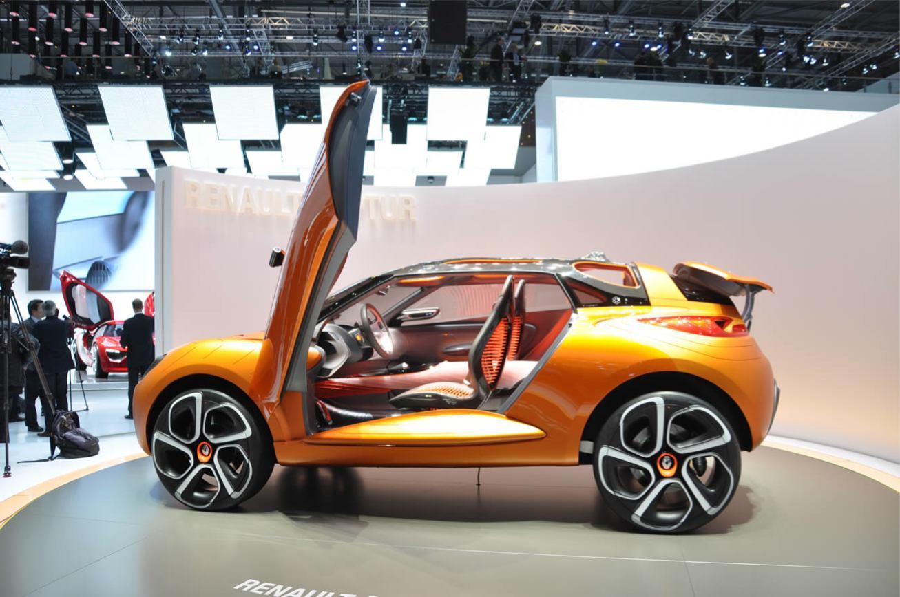 renault captur concept concept car photo. Black Bedroom Furniture Sets. Home Design Ideas
