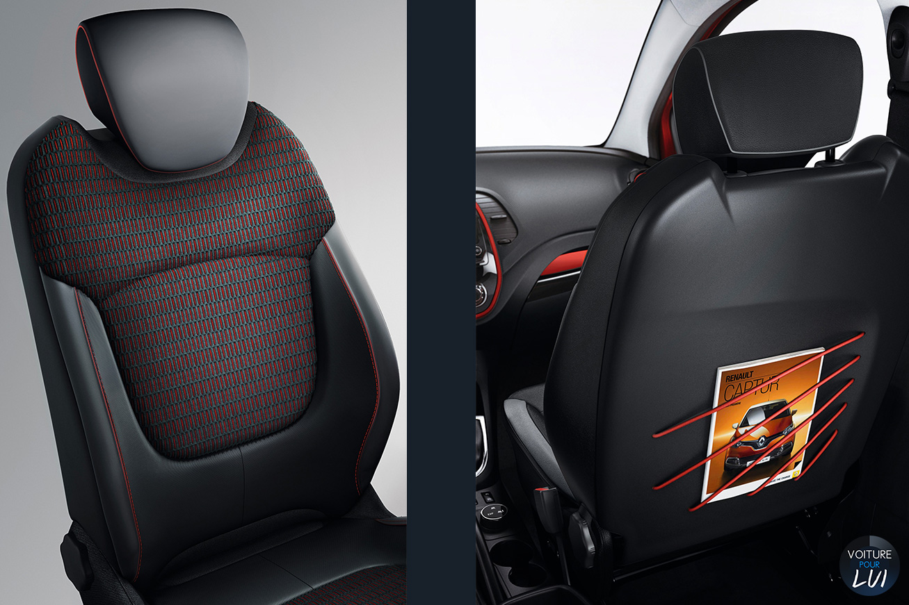 Photos renault captur helly hansen 2014 numero 27 for Photos interieur