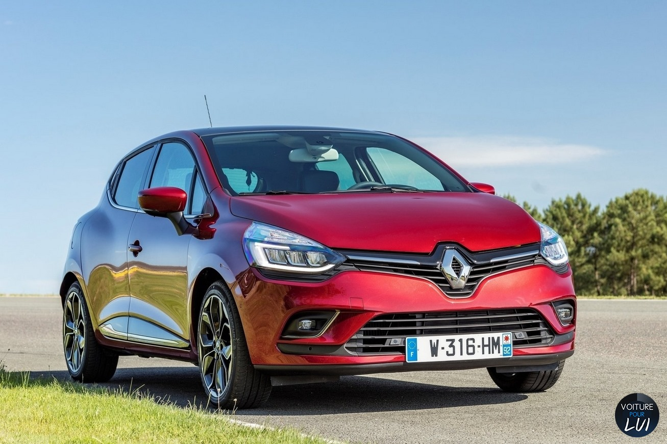 Renault Clio 2017