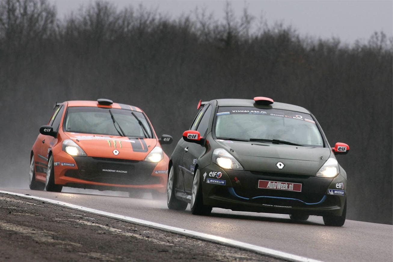 Les nouvelles photos de : Clio-EuroCup