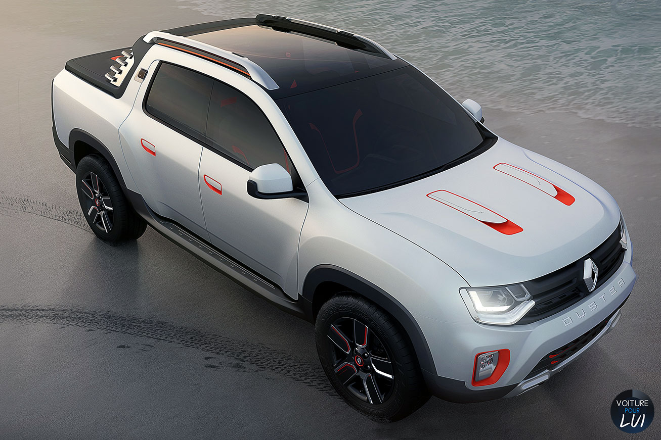 Nouvelle photo : RenaultDuster-Oroch-Show-Car