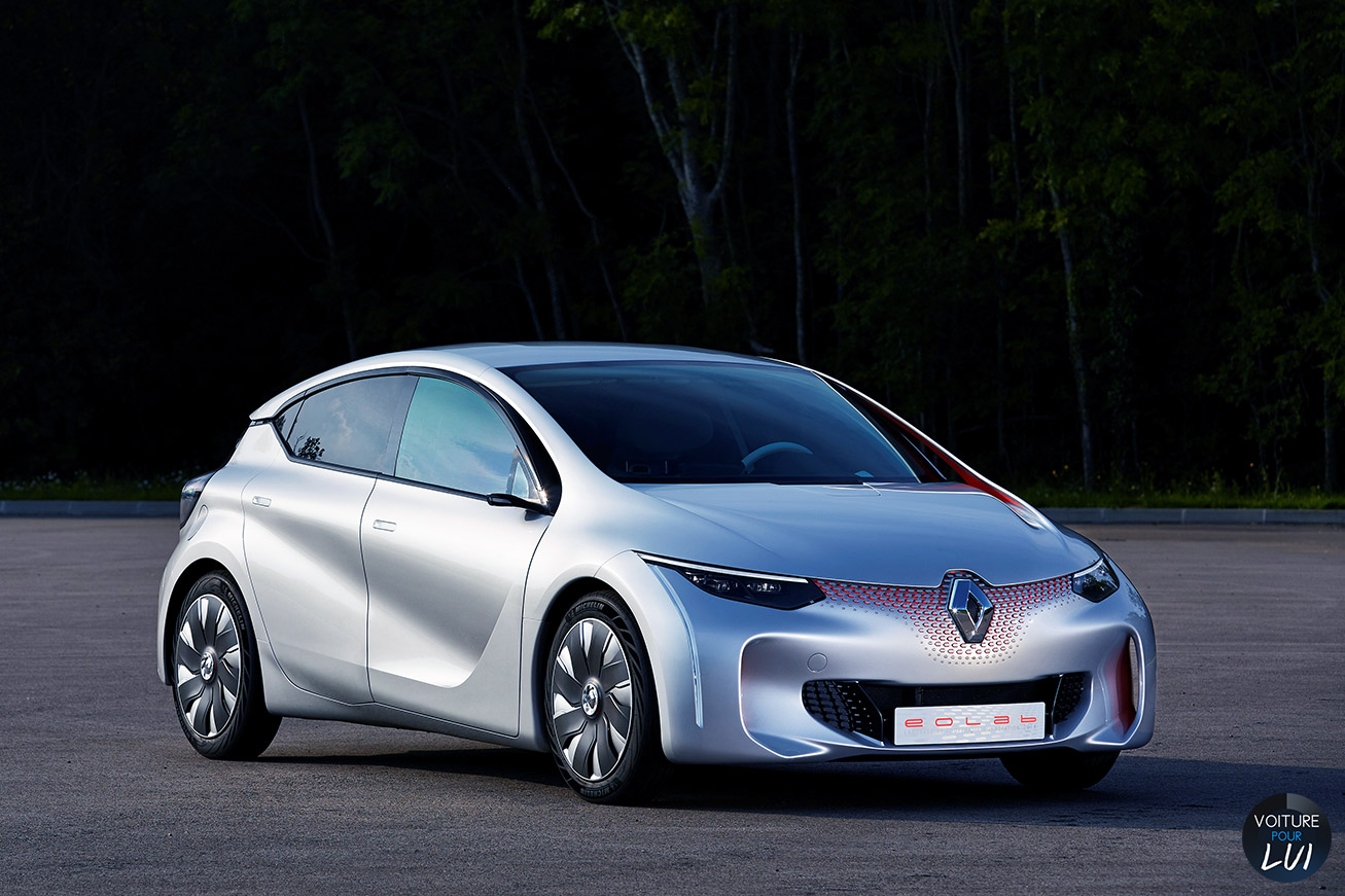 Nouvelle photo : RenaultEolab-Concept