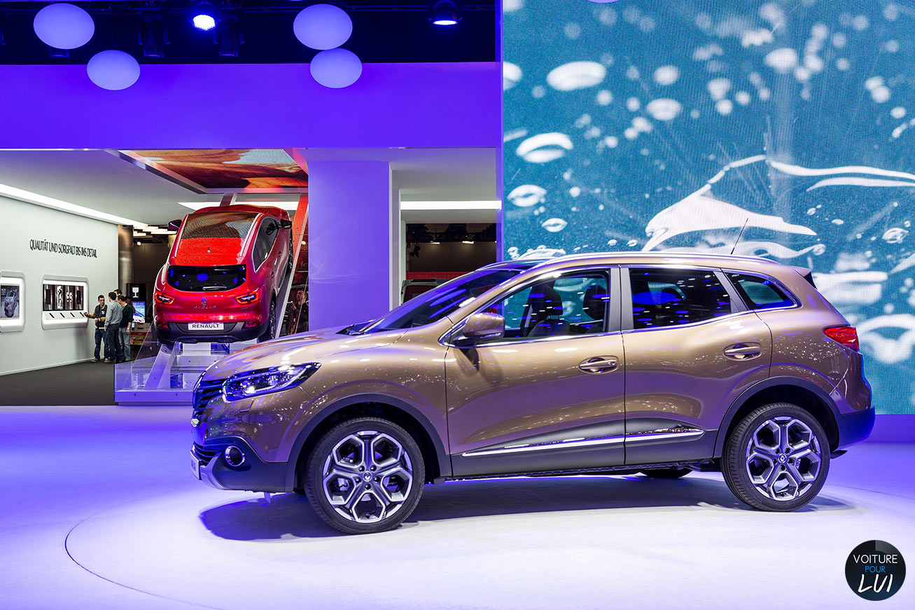 Kadjar salon geneve 2015 crossover - Geneve 2015 salon ...
