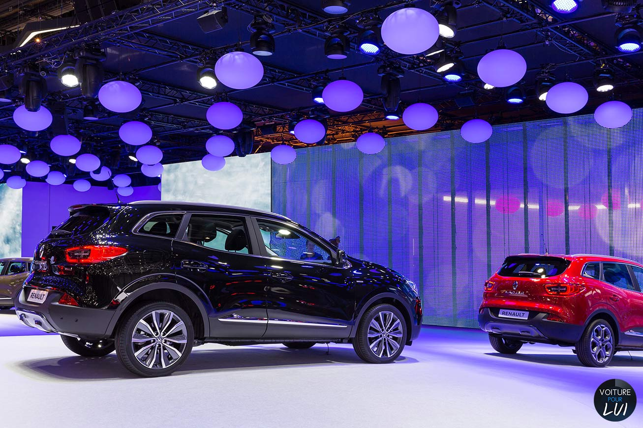 Renault kadjar salon geneve 2015 crossover photo - Geneve 2015 salon ...