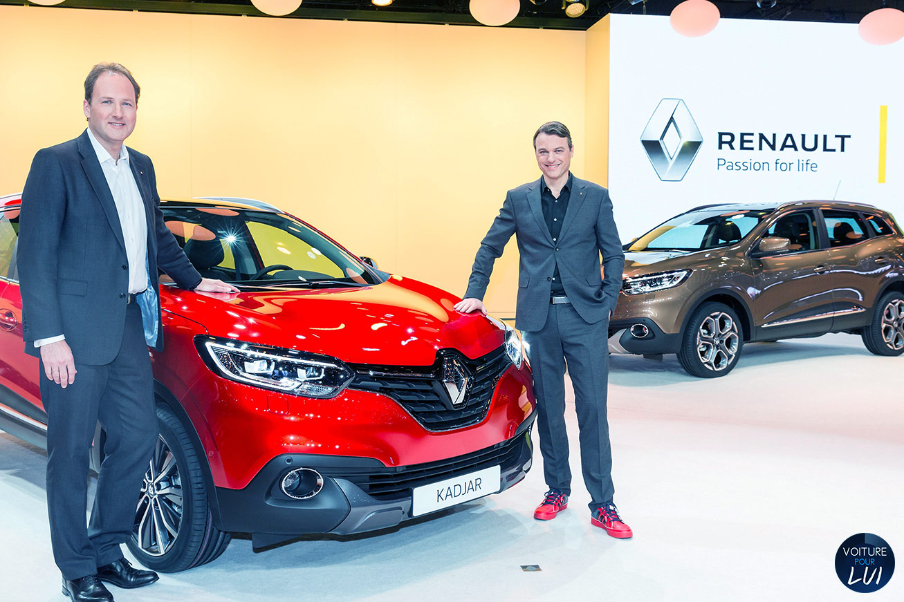 Kadjar salon geneve 2015 2015 photos crossover for Geneve 2015 salon