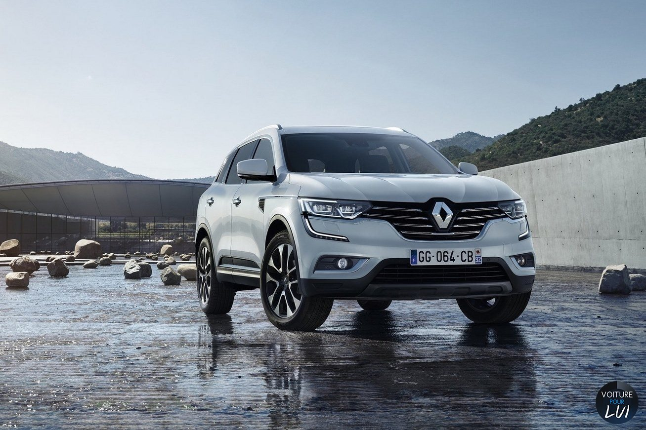 Nouvelle photo : RenaultKoleos-2017