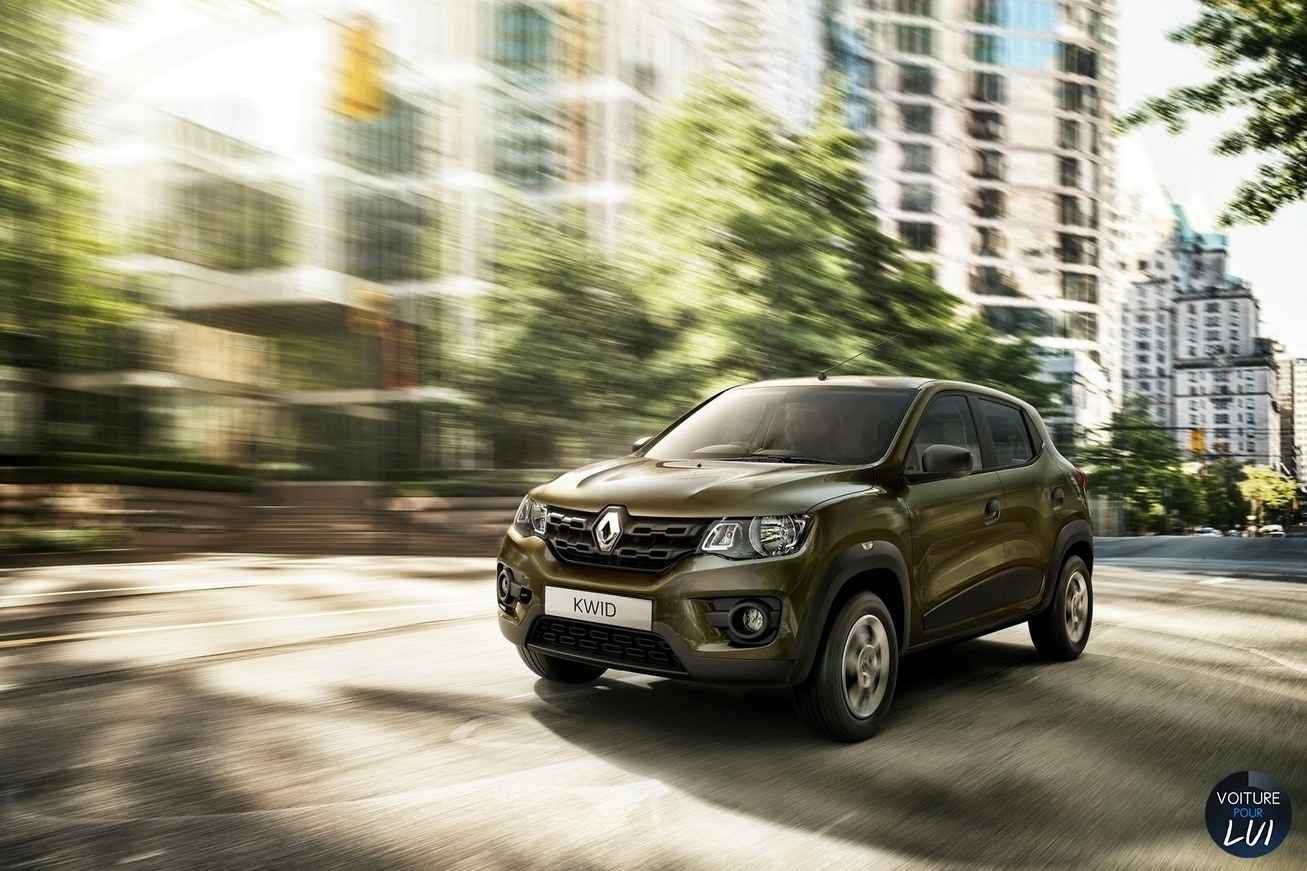 Nouvelle photo : RenaultKwid-2016