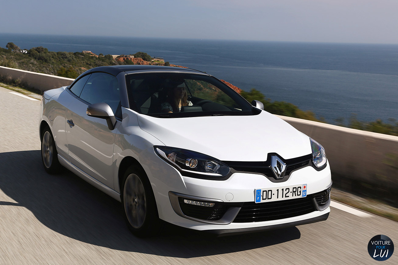 Renault Megane CC 2014