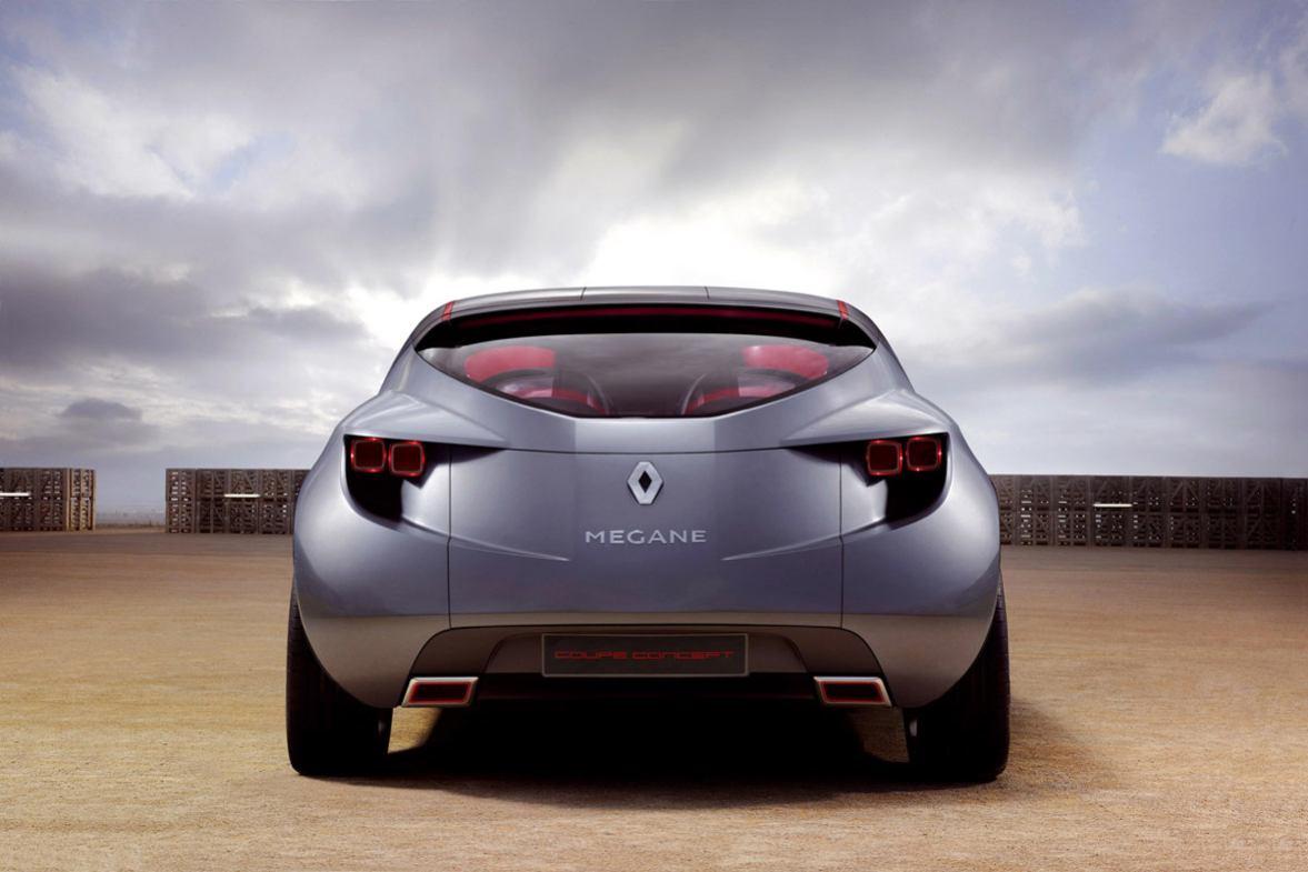 Les nouvelles photos de : Megane-Coupe-Concept