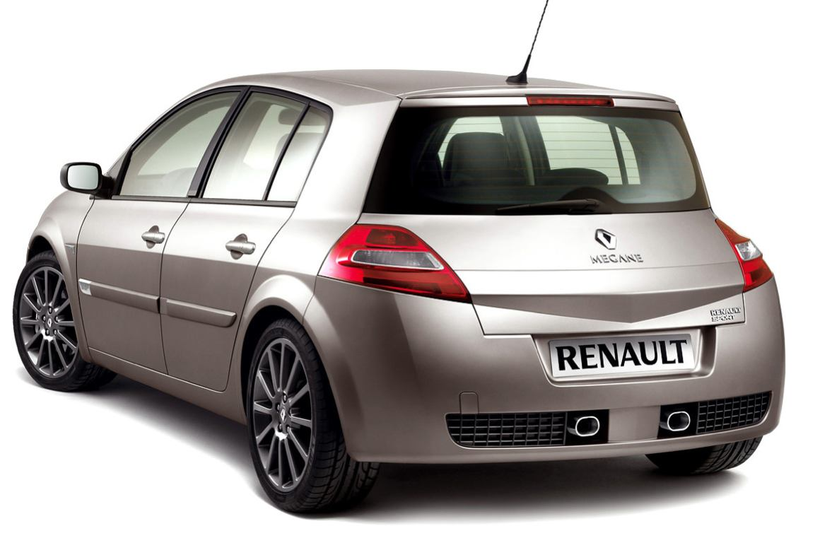 image renault megane voiture pour lui. Black Bedroom Furniture Sets. Home Design Ideas