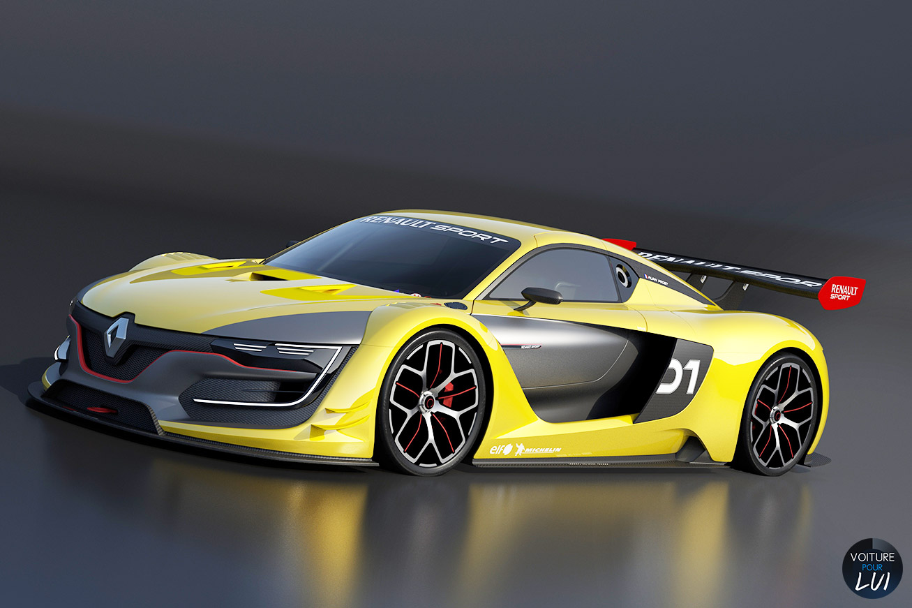 Nouvelle photo : RenaultRS-01