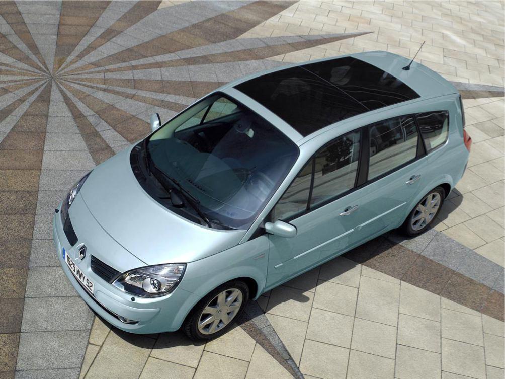 Renault Scenic photo