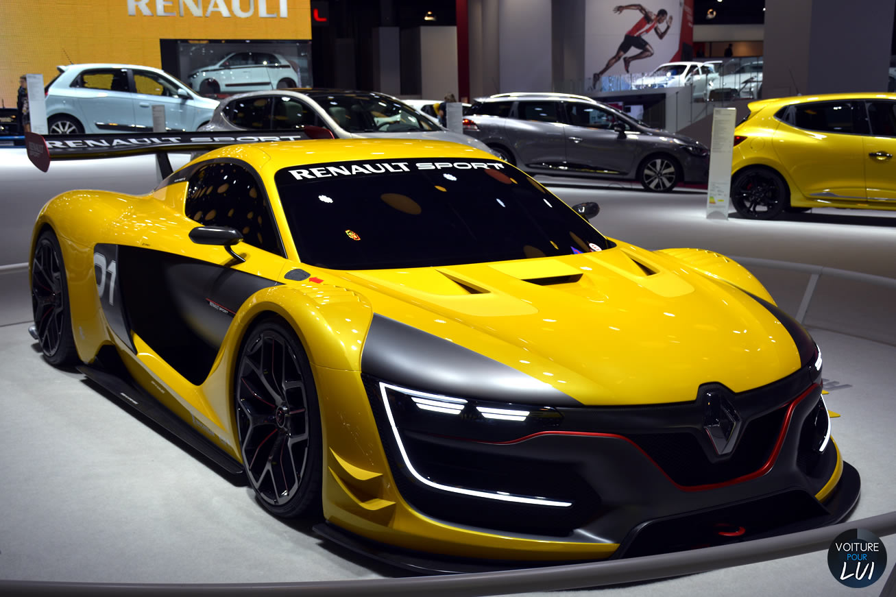 Photo Renault Sport Rs 01 2014