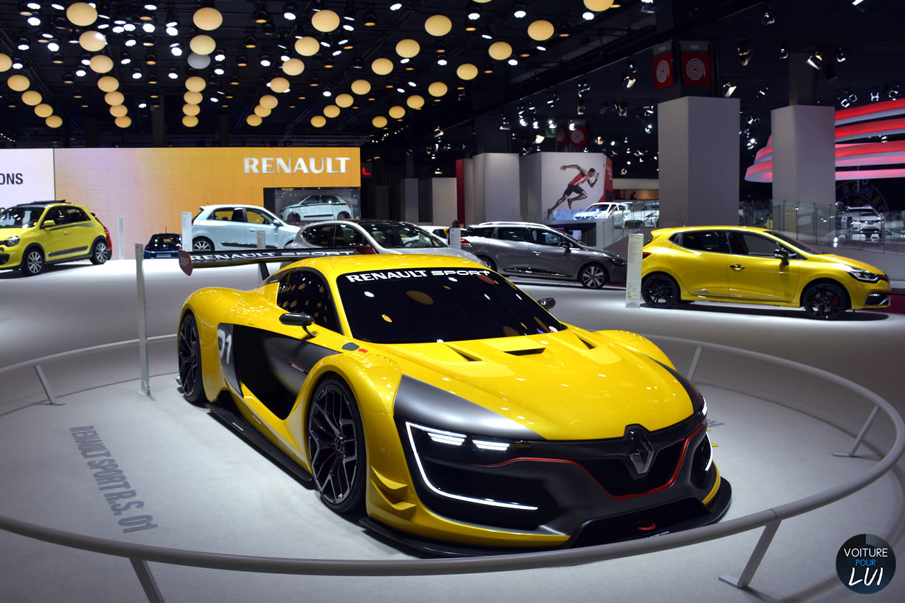 image renault sport rs 01 nouvelle alpine. Black Bedroom Furniture Sets. Home Design Ideas