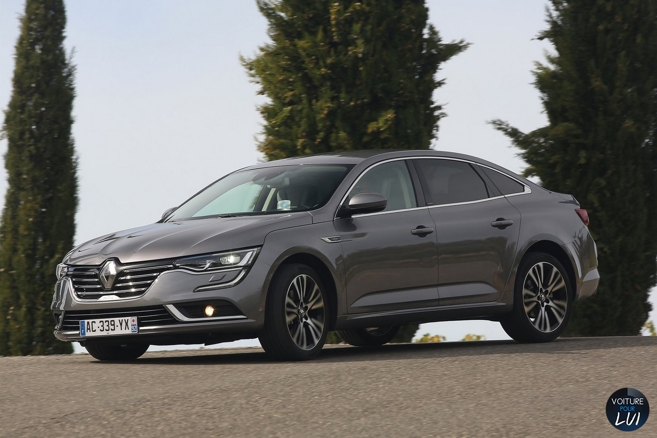 Nouvelle photo : RenaultTalisman-2016
