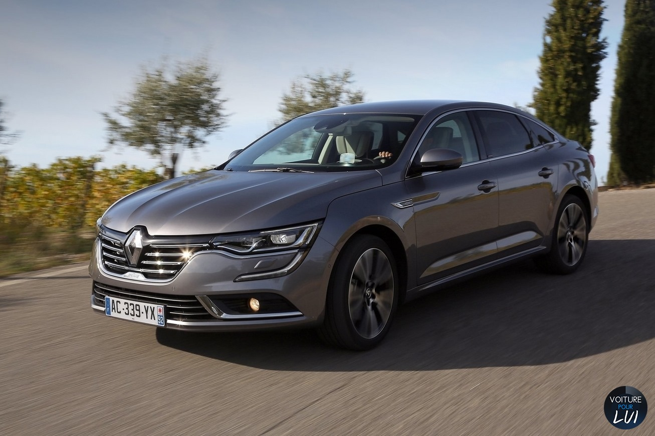 photo renault talisman 2016 2016. Black Bedroom Furniture Sets. Home Design Ideas