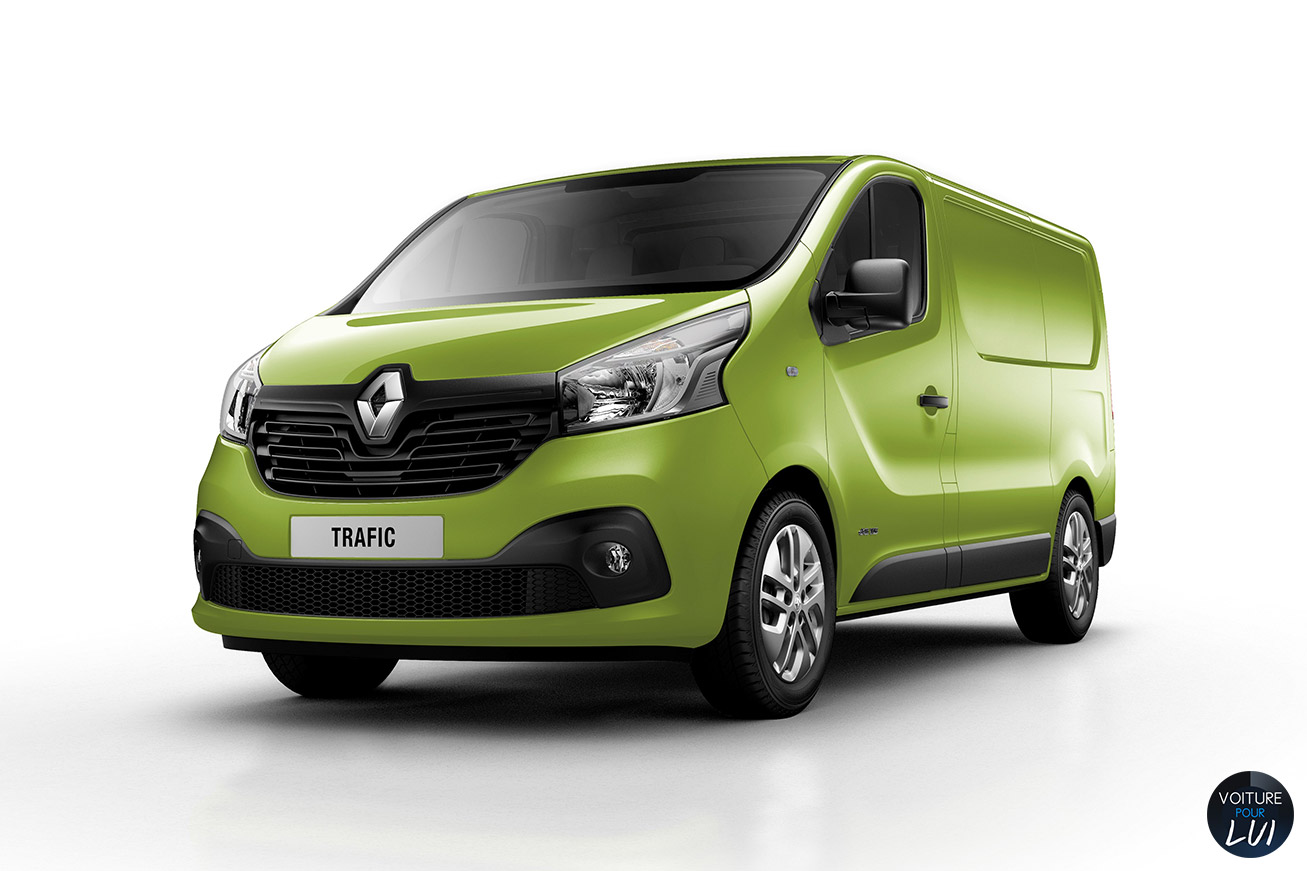 Renault trafic 2014 vert for Renault trafic interieur