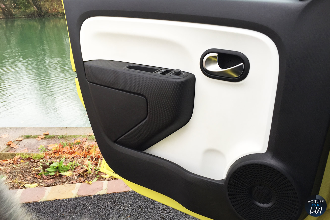 Renault twingo 3 2015 phare for 020 interieur