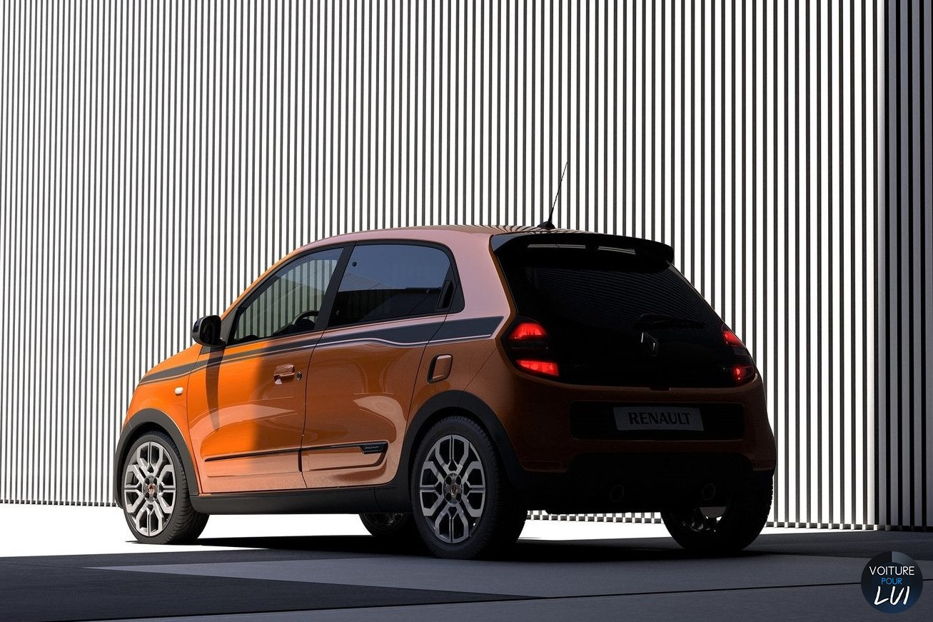 renault twingo gt 2017 citadine photo. Black Bedroom Furniture Sets. Home Design Ideas