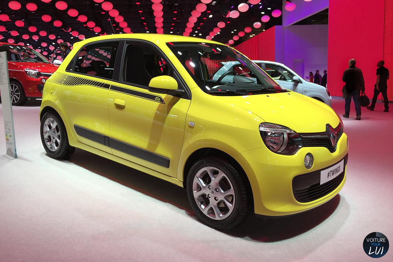 Les nouvelles photos de : Twingo-Mondial-Auto-2014