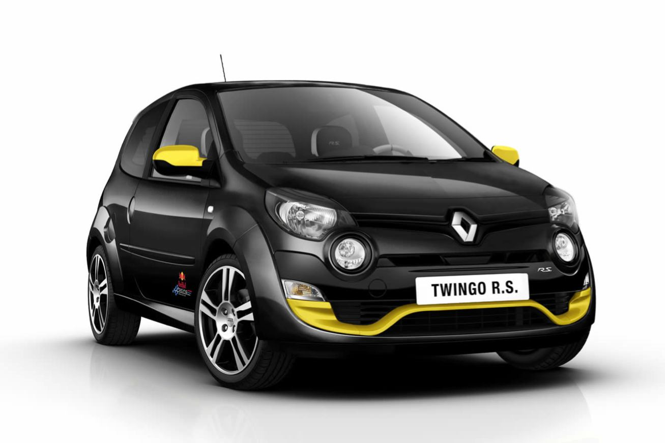nouvelle twingo rs red bull rb7. Black Bedroom Furniture Sets. Home Design Ideas