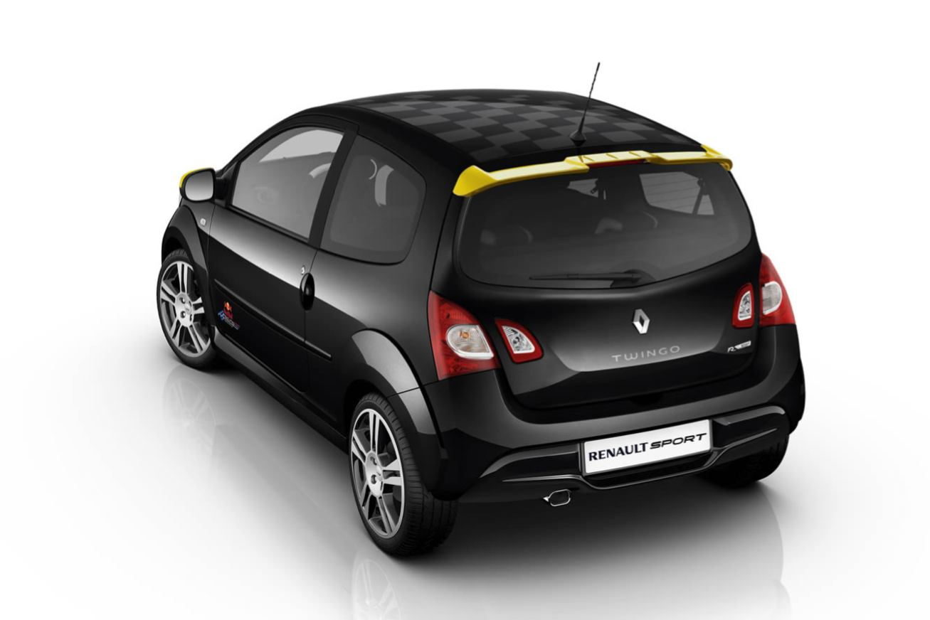 image renault twingo rs red bull rb7 voiture pour lui. Black Bedroom Furniture Sets. Home Design Ideas