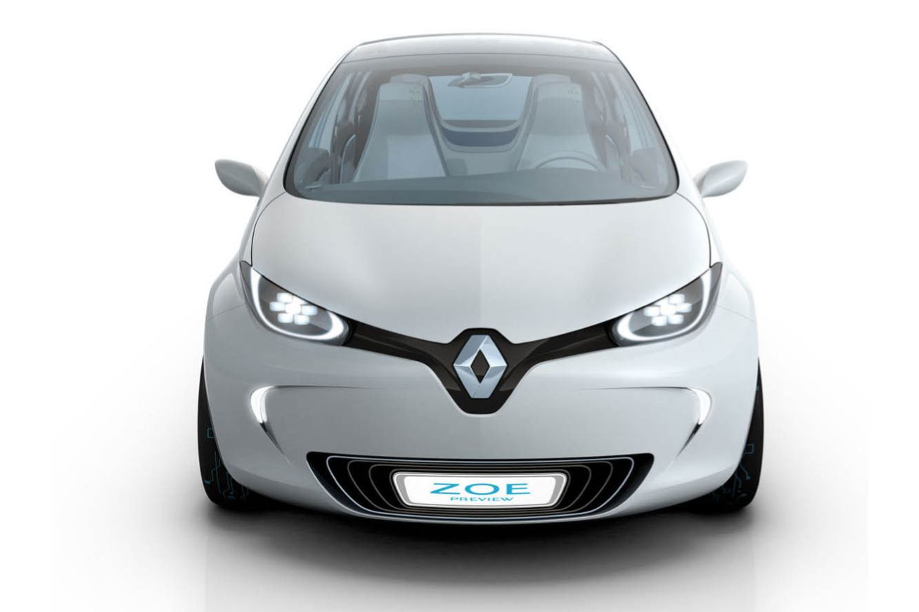 toutes les photos renault zoe preview sur voiture pour lui. Black Bedroom Furniture Sets. Home Design Ideas
