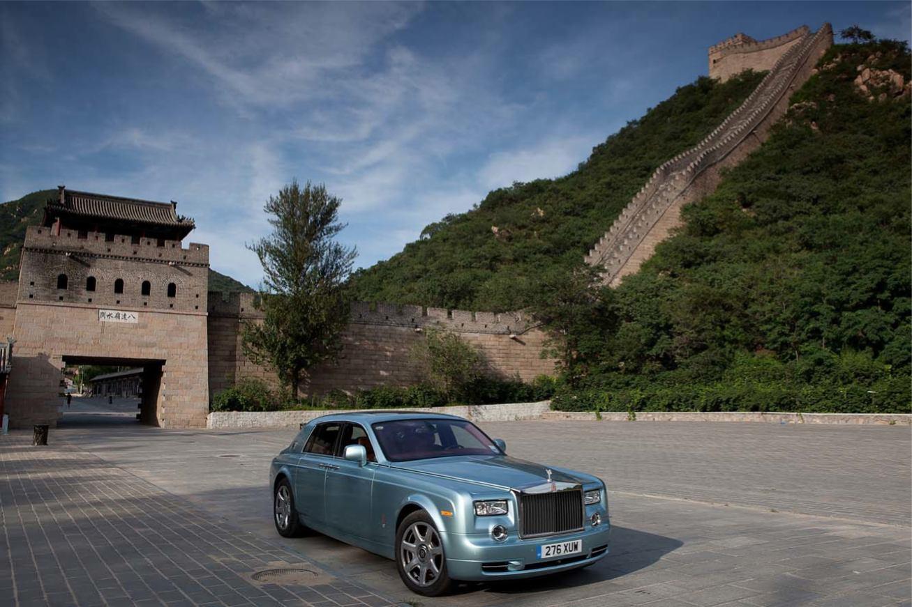 Rolls Royce 102 EX