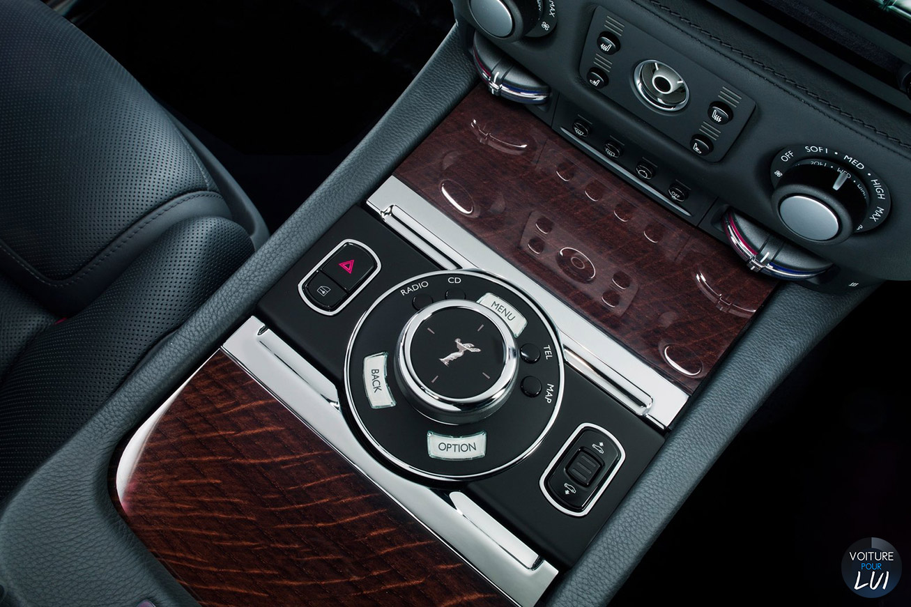 Photos rolls royce ghost series ii 2015 numero 15 for Interieur rolls royce