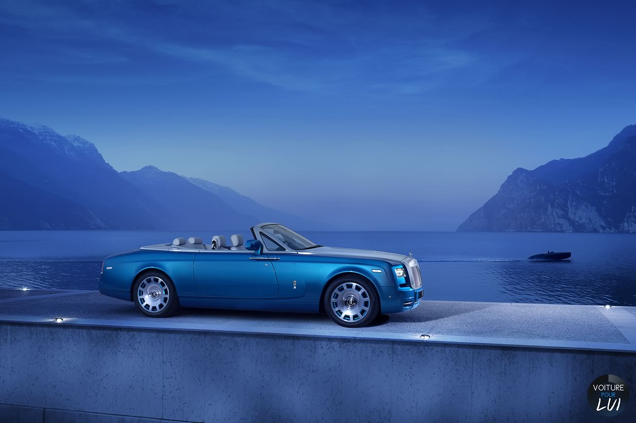 Les nouvelles photos de : Phantom-Drophead-Coupe-Waterspeed