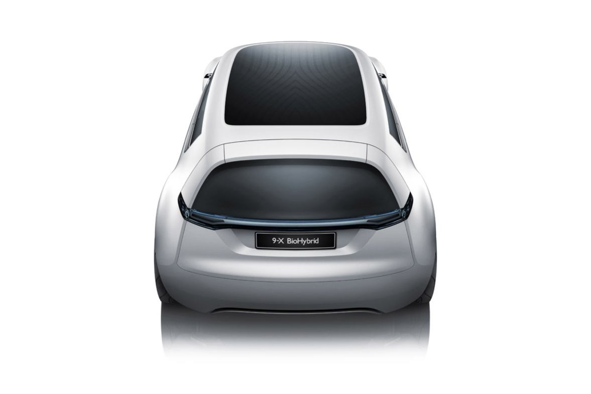 Saab BioHybride