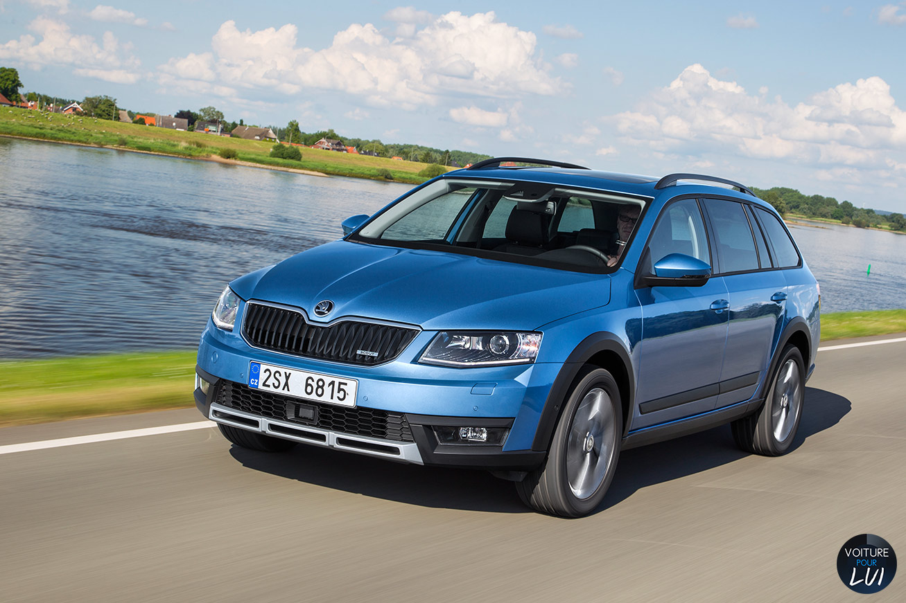 Nouvelle photo : SkodaOctavia-Scout