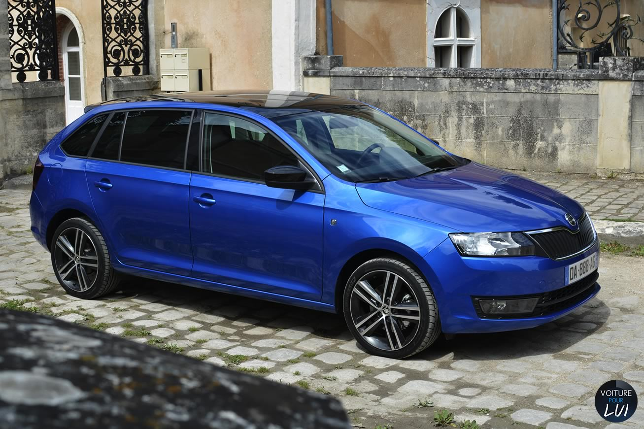 skoda fabia rs le bon coin essai skoda fabia rs tsi avec paul belmondo spa. Black Bedroom Furniture Sets. Home Design Ideas