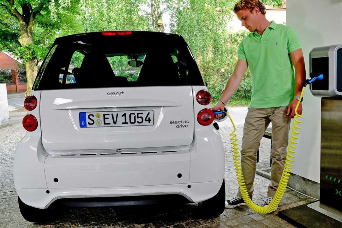 Les nouvelles photos de : fortwo-electric-drive