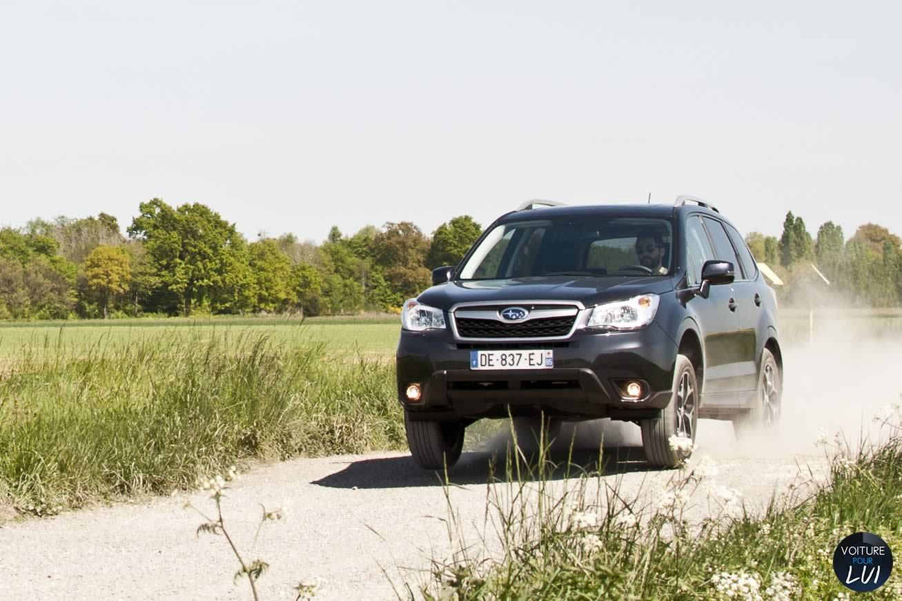 Nouvelle photo : SubaruForester-2014