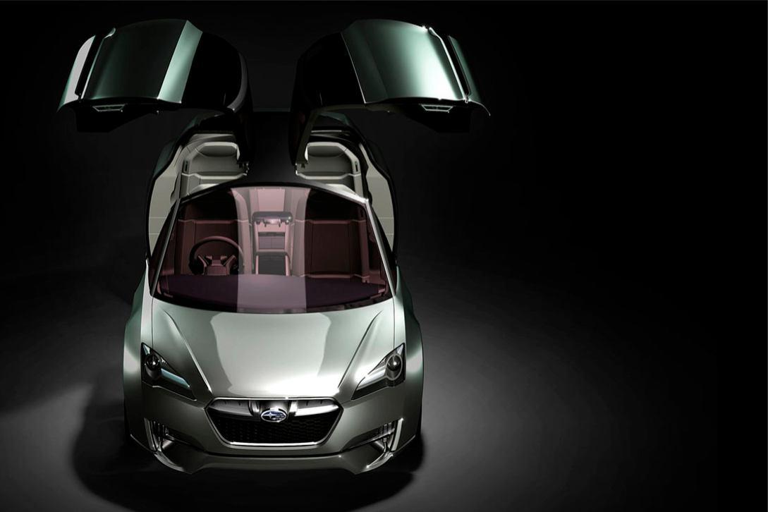 Les nouvelles photos de : Hybrid-Tourer-Concept