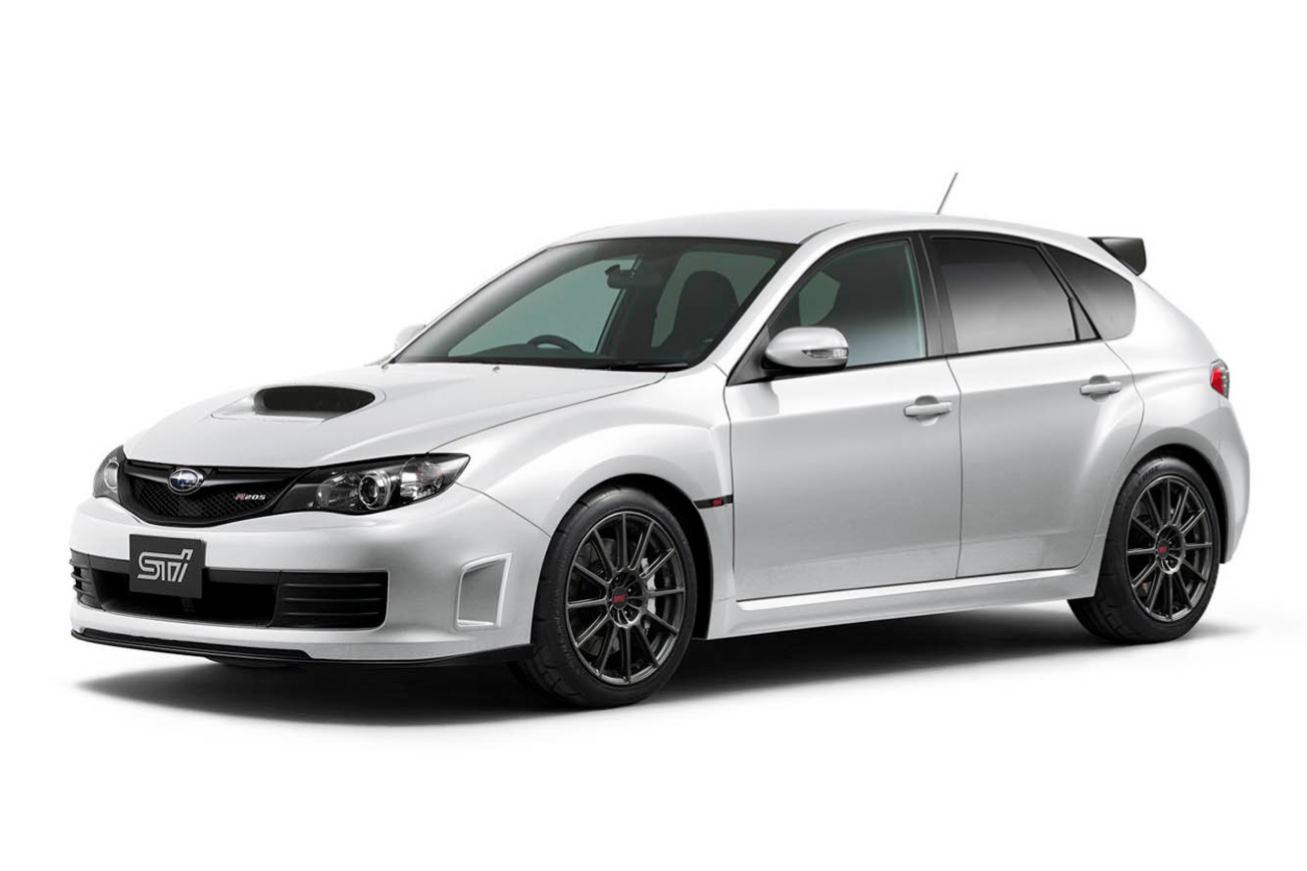 Subaru Impreza STI R205