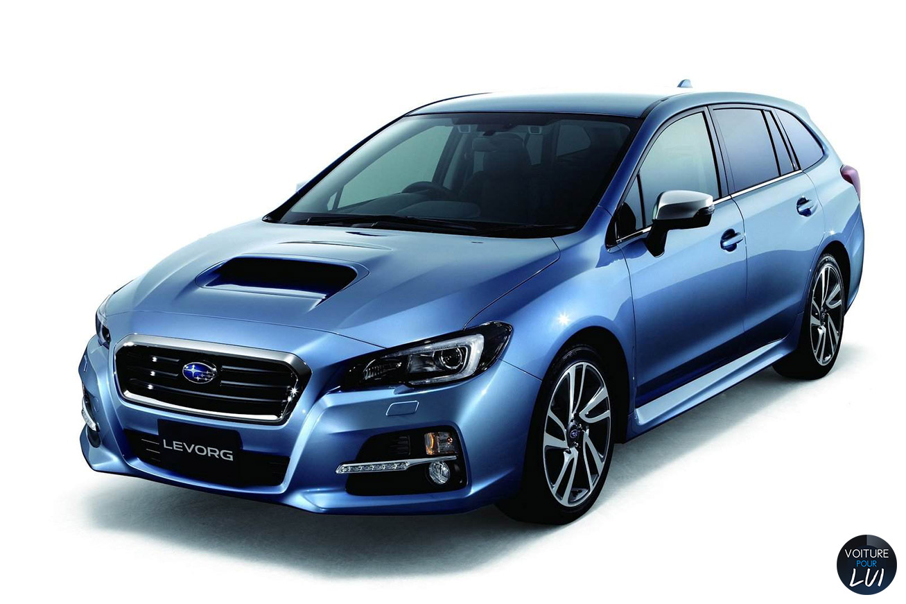 Nouvelle photo : SubaruLevorg-Concept