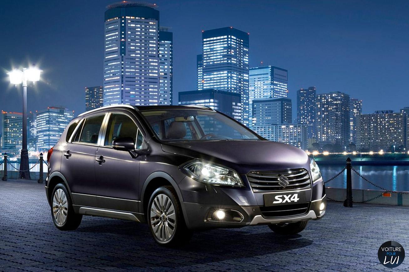 Suzuki SX4 SCROSS 2014