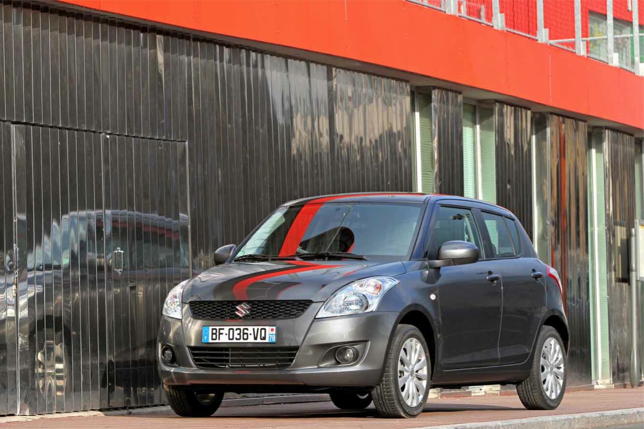 Suzuki Swift 4x4