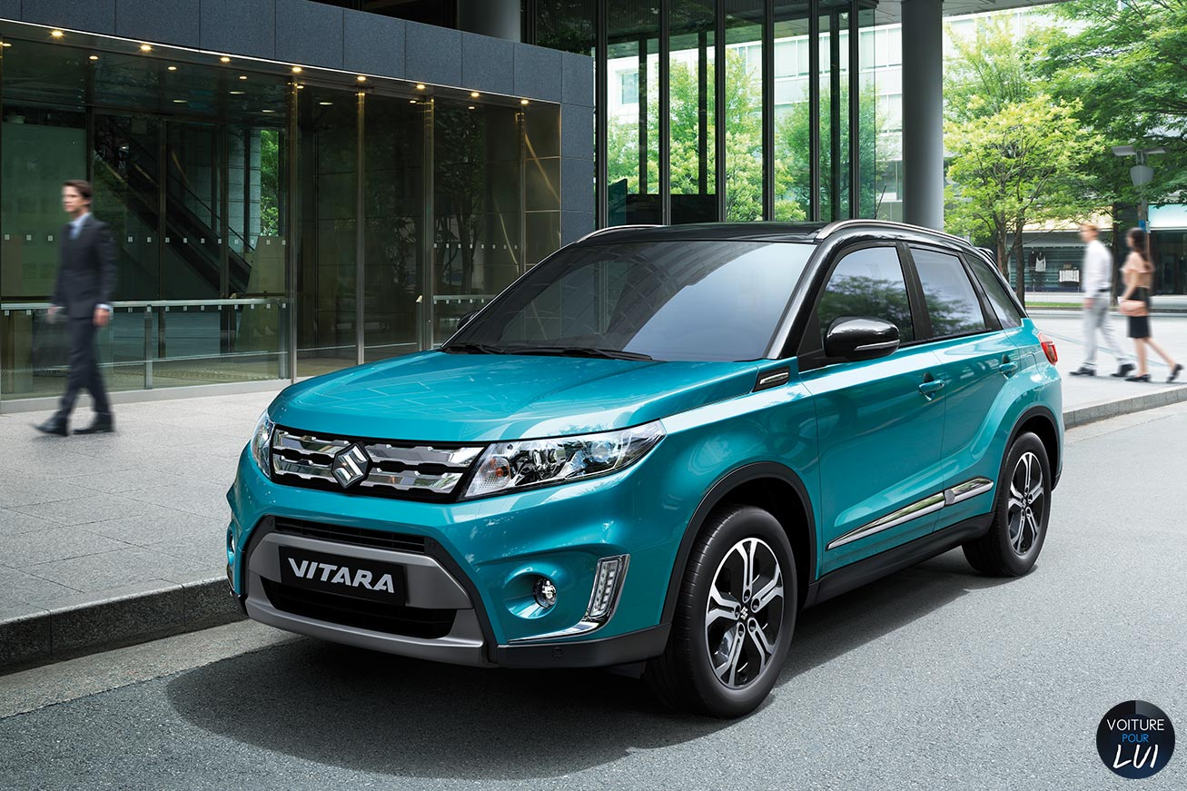 Nouvelle photo : SuzukiVitara-2015