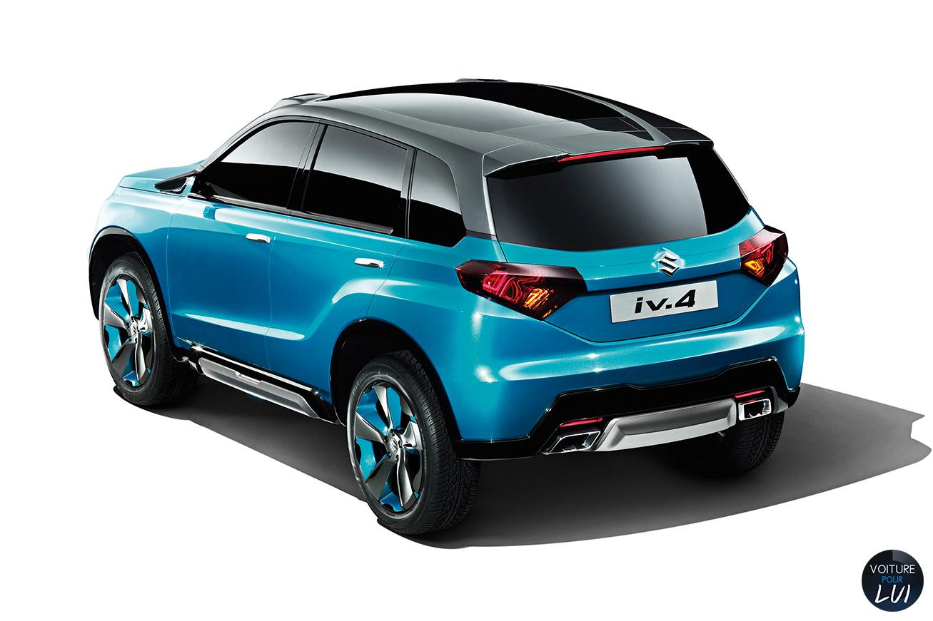 Suzuki iV4 Concept 2014