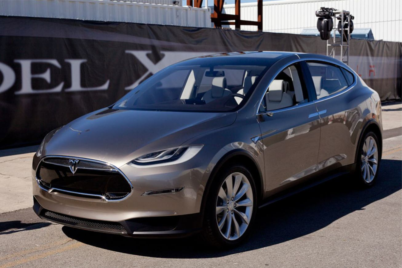 Nouvelle photo : TeslaModel-X